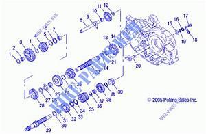 2006 Polaris Predator 500 Parts Manual