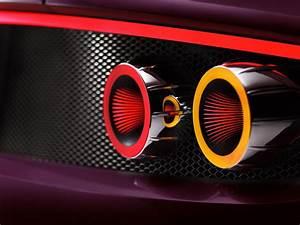 Hyundai Genesis Lights Spyker Cars News B6 Venator Spyder Concept