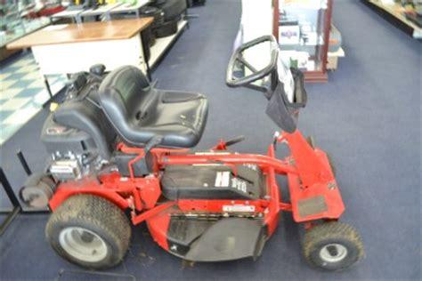 snapper 7800785 28 quot 12 5hp hi vac rear engine mower ebay