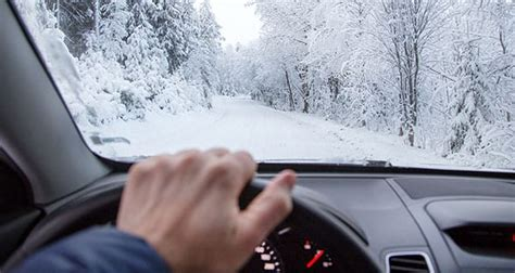 cars  winter weather driving troy media