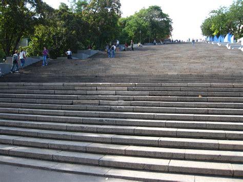 odessa ukraine le c 233 l 232 bre escalier potemkine