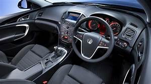 Vauxhall Insignia Interior  First Pictures By Car Magazine