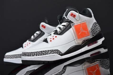 Infrared 23 Jordan 3s