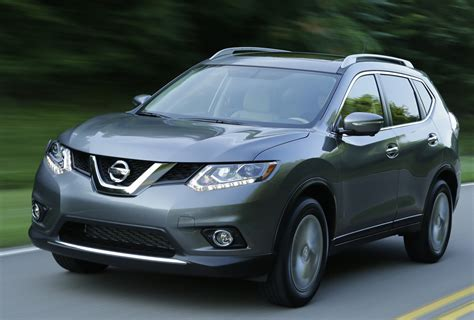 grey nissan rogue 2015 2015 nissan rogue test drive review cargurus