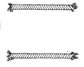 mormon rope border