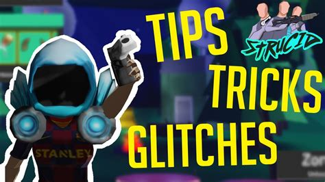 tips tricks  glitches    improve  strucid