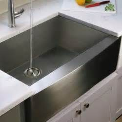 stainless steel farmhouse kitchen sinks shop the best