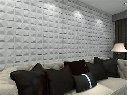 Wall 3d Decorative Tiles Panels Textured Board