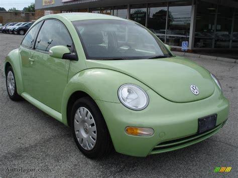 volkswagen green 2005 volkswagen new beetle gl coupe in cyber green