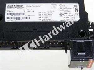 Plc Hardware  Allen Bradley 1756