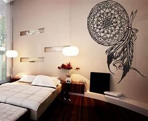 Dream catcher wall decal sticker art room decor