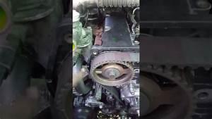 Engine 2 9 Timing Mark Hyundai Terracan