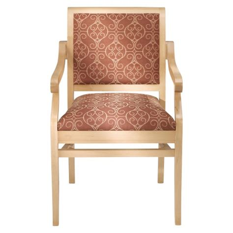 stack 4012 stacking wood arm chair