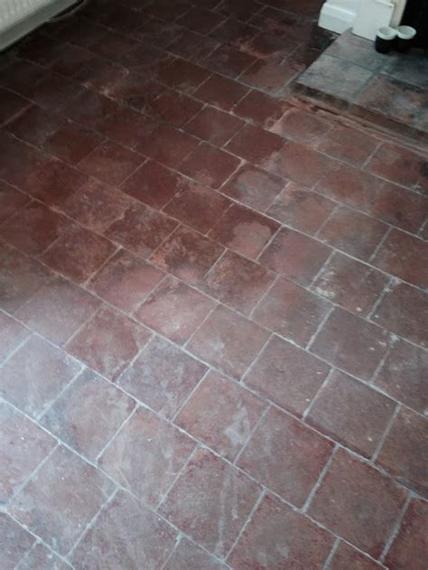quarry tile floor quarry tiles warwickshire tile doctor