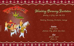 Free wedding invitation card online invitations for Design wedding invitations online free india