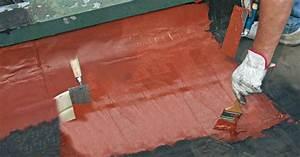 Produit Etancheite Terrasse : produit etancheite toit terrasse lesoperasdebacchus ~ Melissatoandfro.com Idées de Décoration