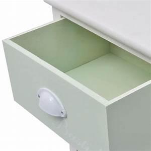 Rangement Tiroir Bois : la boutique en ligne vidaxl armoire de rangement 3 tiroirs ~ Edinachiropracticcenter.com Idées de Décoration