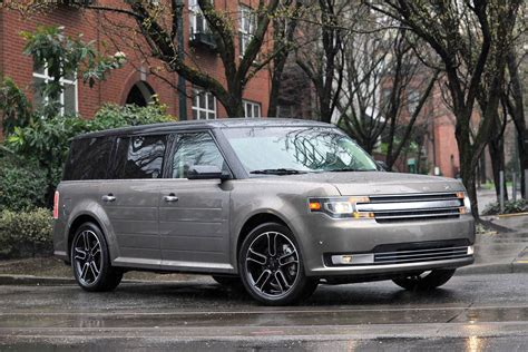 2018 Ford Flex Wagon Pricing  For Sale Edmunds