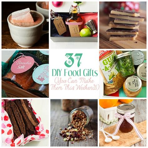 food gifts 48 diy food gifts for the holidays savvy eats