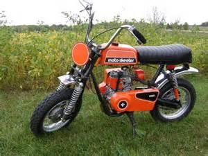 1971 Moto-Ski Mini Bike