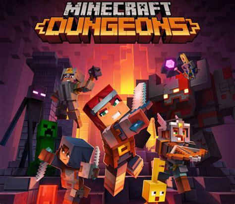 minecraft dungeons hands   shameless diablo cloneand