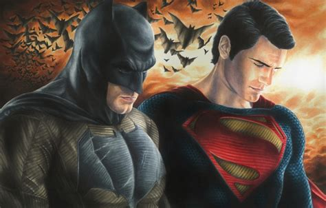 Wallpaper Batman, Dark Knight, Superman, Dc Comics, Henry