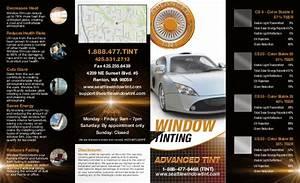 Advanced Tint Brochure