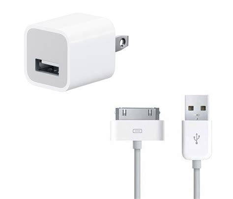 iphone 4 charger cable iphone 4 4s 30 pin usb cable wall charger bundle