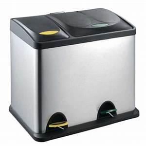 Poubelle De Tri Selectif : poubelle de cuisine le guide ultime ~ Farleysfitness.com Idées de Décoration