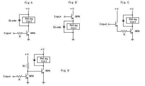 How Build Controlling Relay With Digital Logic