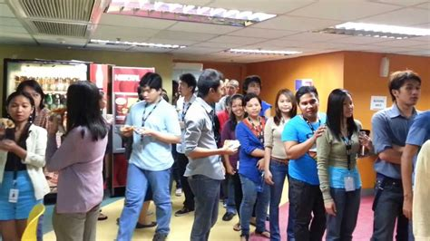 Greenwich Call Center Tour at WNS Eastwood - YouTube