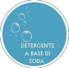 detergente  base  soda disincrostante  sanificante