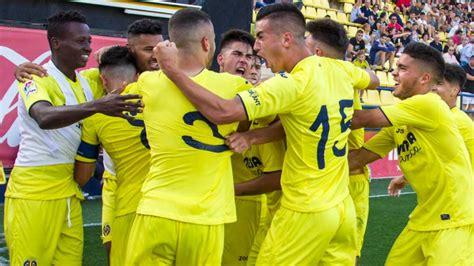 Copa del Rey Juvenil: El Villarreal elimina al Barcelona ...