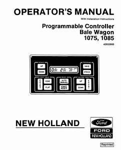 Electronic Controller Operators Manual