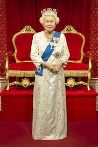 Queen Madame Tussauds Wax Museum
