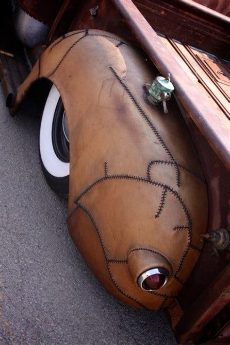 Rat Rod Leather