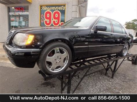1997 mercedes s class for sale carsforsale