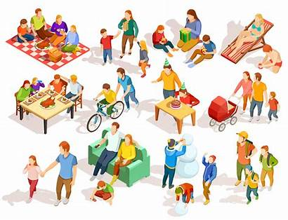 Different Isometric Vector Places Families Spending Children