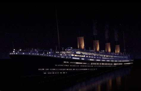 Titanic Photos Before Sinking by Titanic Going Down By 121199 On Deviantart