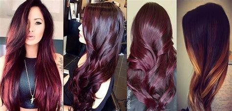 couleur aubergine chambre couleur des cheveux 2016 les tendances de wella le