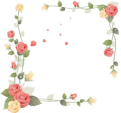 Silentwhisperzz's image Flower border Floral border