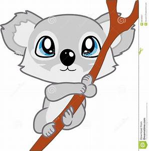 Baby Koala Clipart | Free download on ClipArtMag