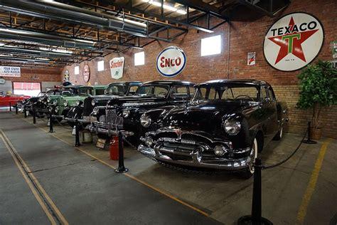 states auto museum wikipedia