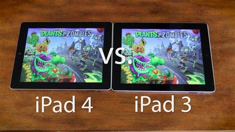 Ipad 4th Generation Vs 3rd Generation Speedtest & Gaming