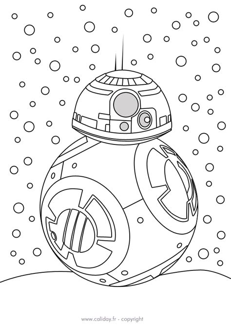 star wars bb coloring coloring pages