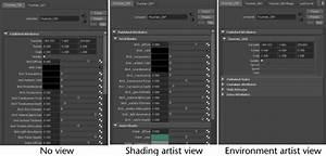 asset templates With autodesk maya templates