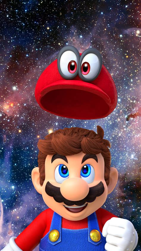 Animated Mario Wallpaper - mario odyssey wallpaper news of
