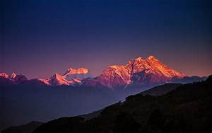 Wallpapers Of Himalayas - WallpaperSafari