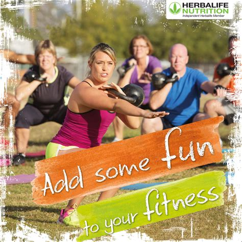 herbalife fitness fun wu
