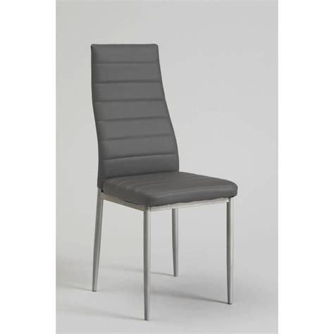 chaise design grise chaises grises